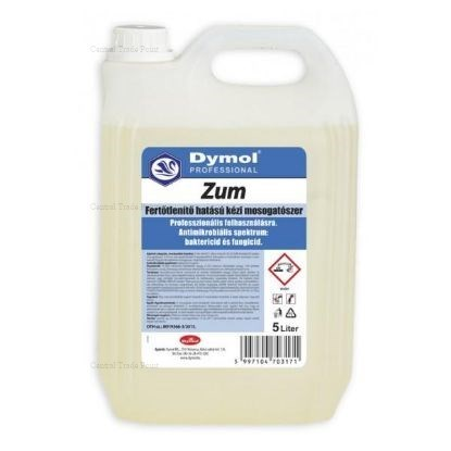 Picture of ZUM antiseptic washing-up liquid 5L