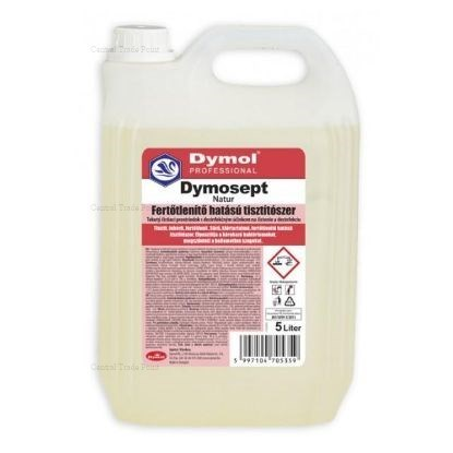 Picture of Dymosept disinfectant cleaner nature 5000 ml