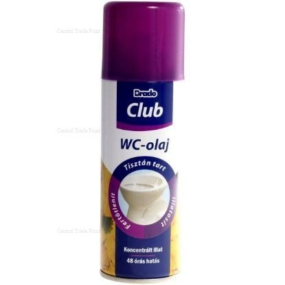صورة Brado Club toilet oil with wild flower scent 200 ml